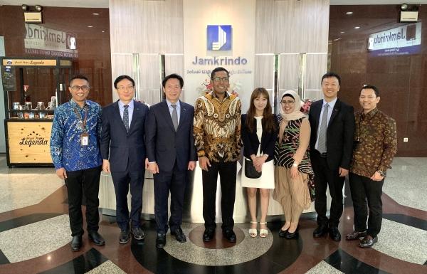 """기보, 인니·말레이시아에 기술평가시스템 전수… """"해외 기술평가시장 개척 가속화"""""""
