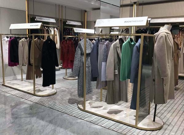 신세계百 분더샵 컬렉션, 'K패션 최초' 英 헤롯백화점 입점